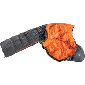 deuter Exosphere 0° SL Sleeping Bag Women graphite/mango